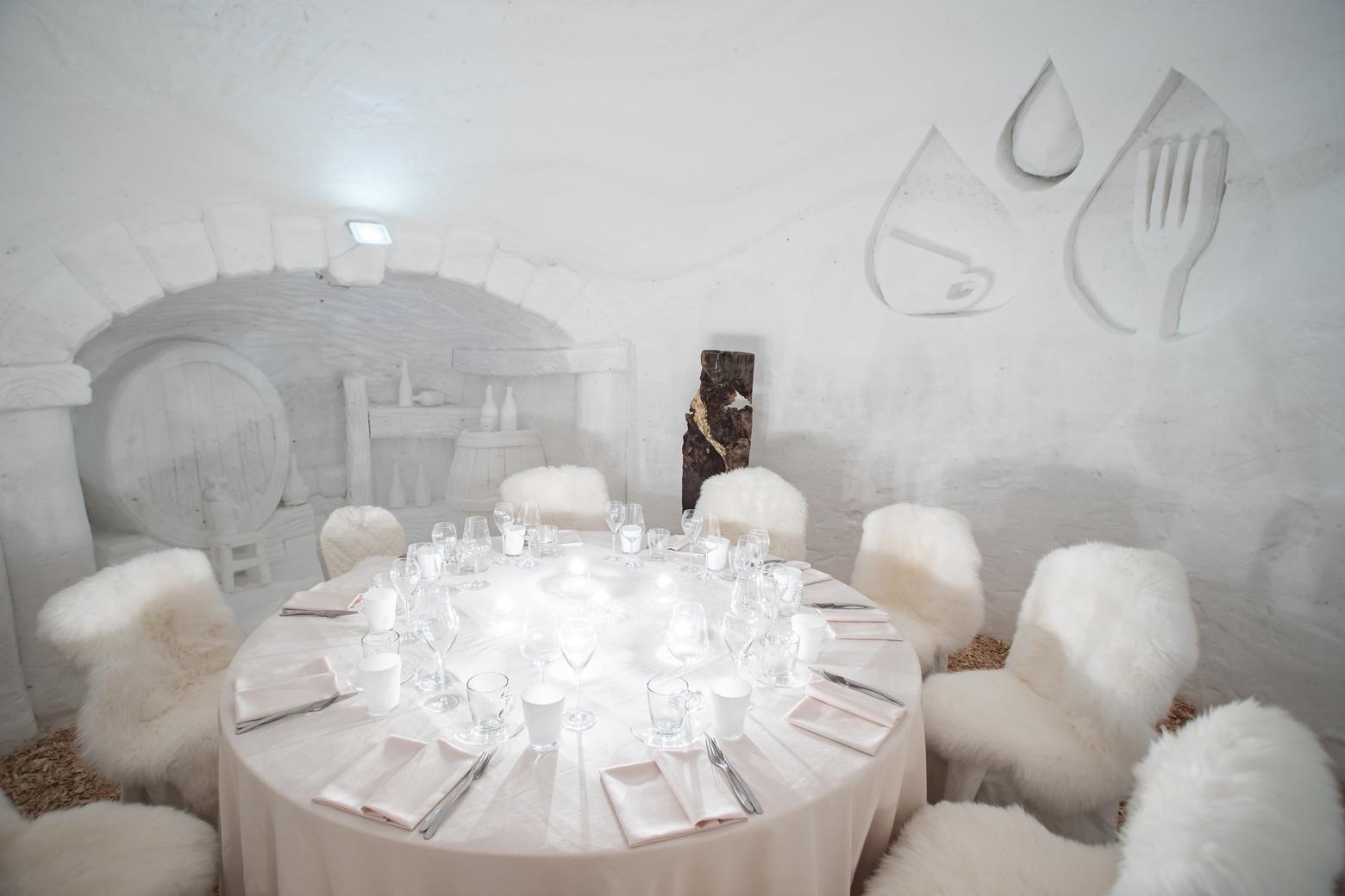 snow restaurant livigno
